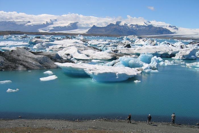 دریاچه ایسلند - اماکن دیدنی ایسلند