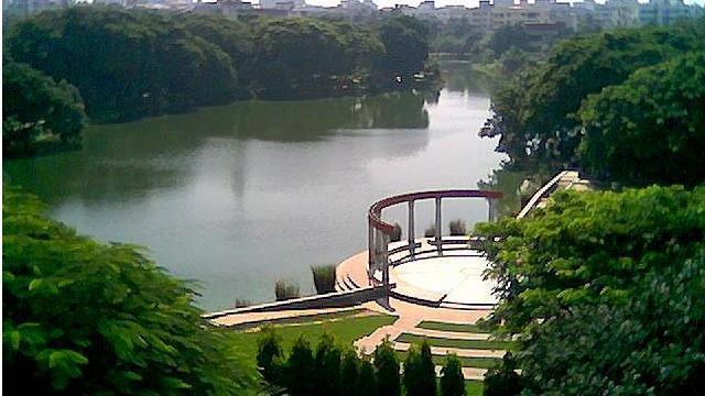 دریاچه دانموندی، داکا - اماکن گردشگری بنگلادش
