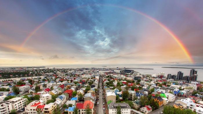 ریکیاویک - اماکن دیدنی ایسلند