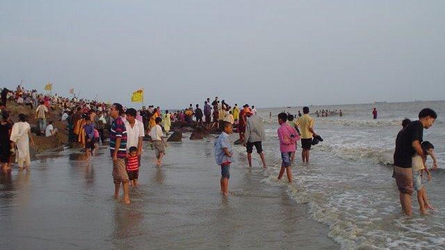 ساحل پاتنگا - اماکن گردشگری بنگلادش