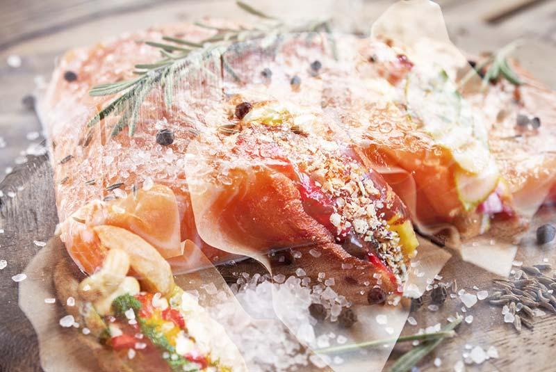سالمون - غذا در نروژ