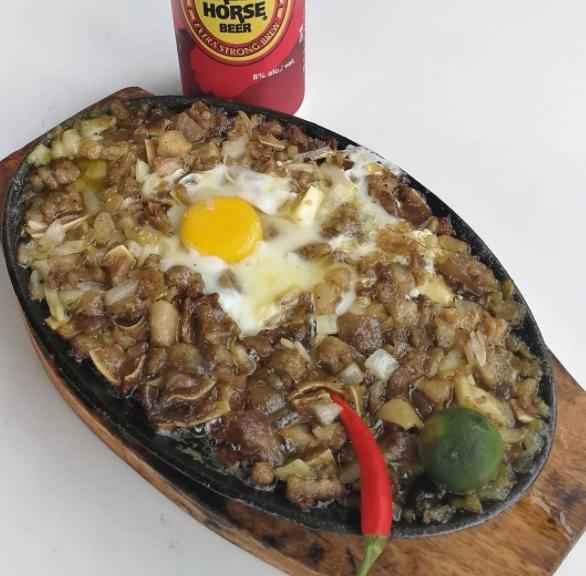 سیسیگ - چندش آورترین غذاهای فیلیپین