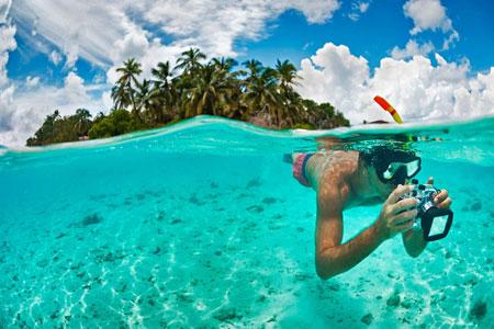 غواصی در مالدیو - مراکز گردشگری مالدیو