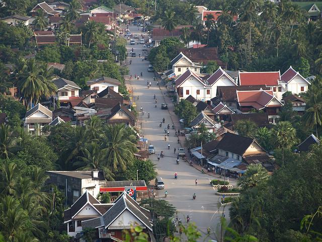 لوانگ پروبانگ - جاذبه های گردشگری لائوس
