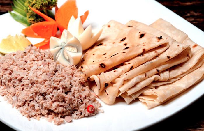 ماس هونی - غذا در مالدیو