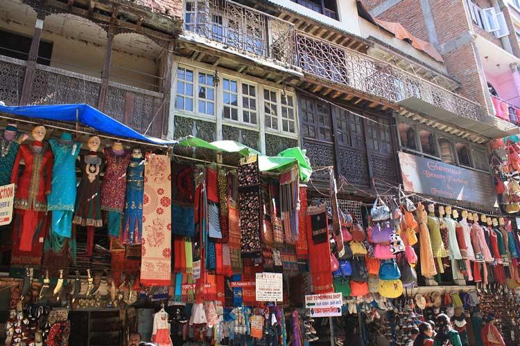محله ی تامیل نپال - اماکن تفریحی کشور نپال