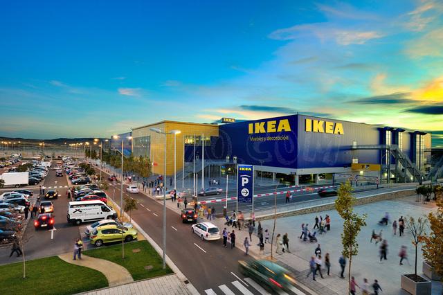 مرکز خرید ایکیا استکهلم - مراکز خرید سوئد