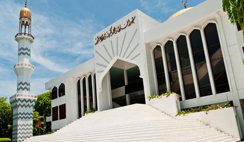 مسجد جامع ماله در مالدیو 1 - مراکز گردشگری مالدیو