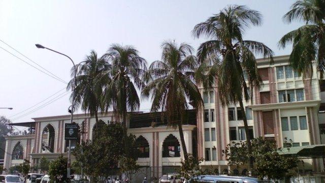 مسجد کاک ریل، داکا - اماکن گردشگری بنگلادش