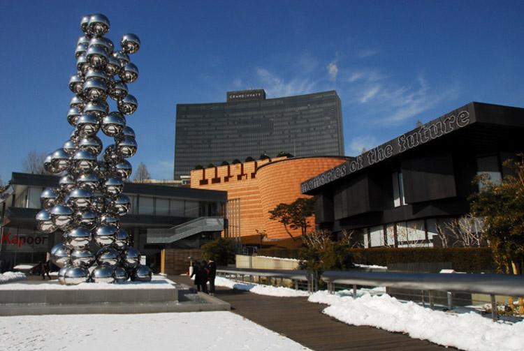 موزه هنر سامسونگ - اماکن تاریخی کشور کره جنوبی