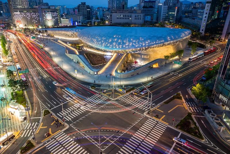 میدان دیزاین دونگ دمون - اماکن تاریخی کشور کره جنوبی
