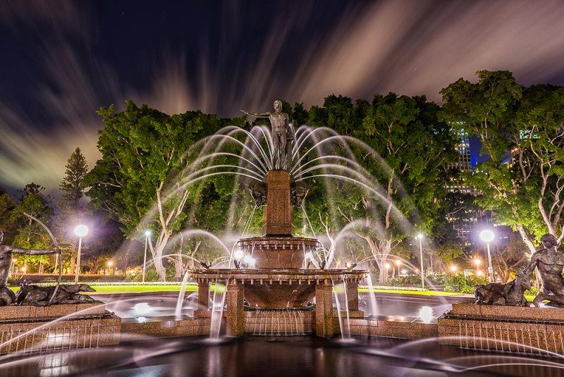 هاید پارک - اماکن تاریخی استرالیا