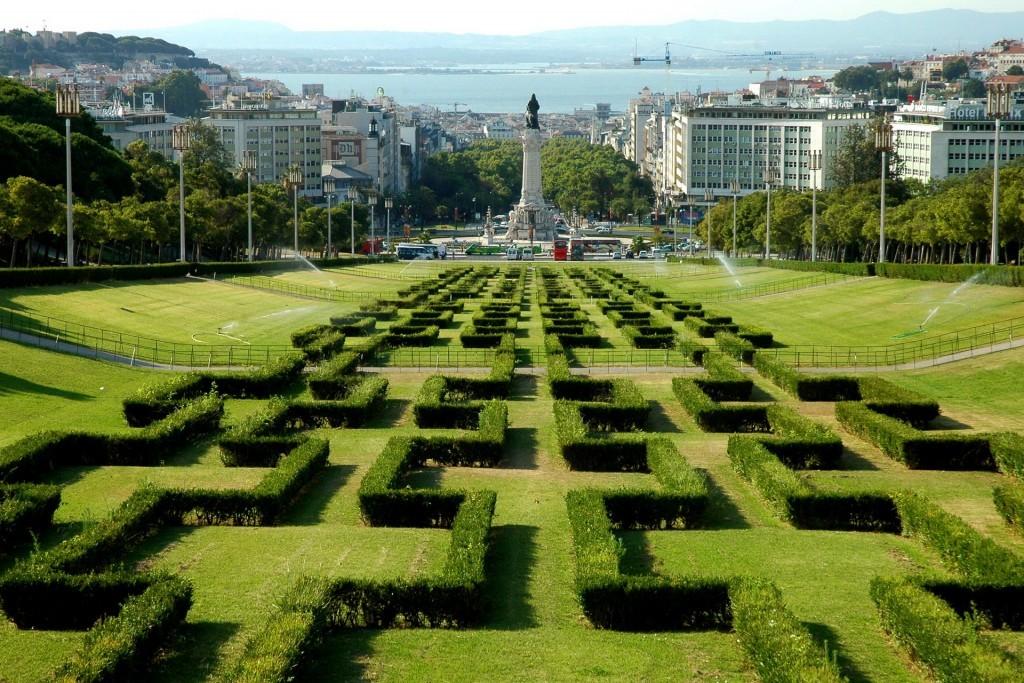 پارک ادوارد هفتم - اماکن تفریحی پرتغال
