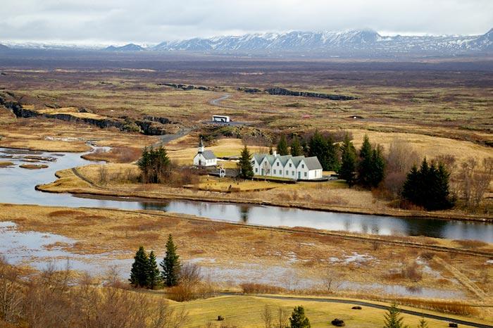 پارک ملی تینگ ویلیر - اماکن دیدنی ایسلند