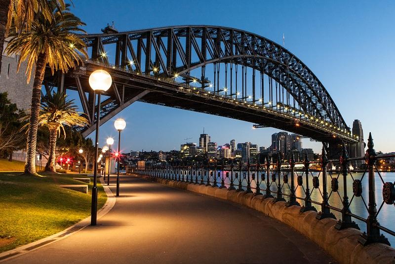 پل بندرگاه سیدنی - اماکن تاریخی استرالیا