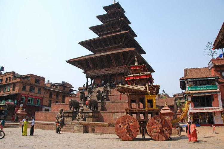 چانگو نارایان - اماکن تفریحی کشور نپال