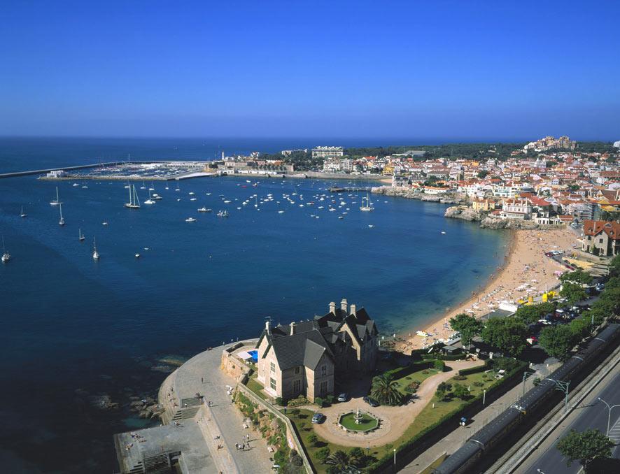 کاسکیس - اماکن تفریحی پرتغال