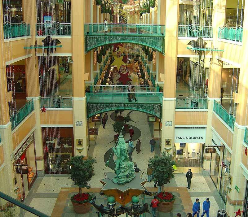 کلومبو شاپینگ - مراکز خرید پرتغال