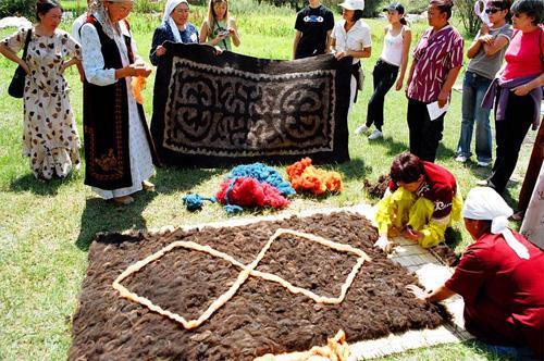کوچکور - اماکن تاریخی قرقیزستان