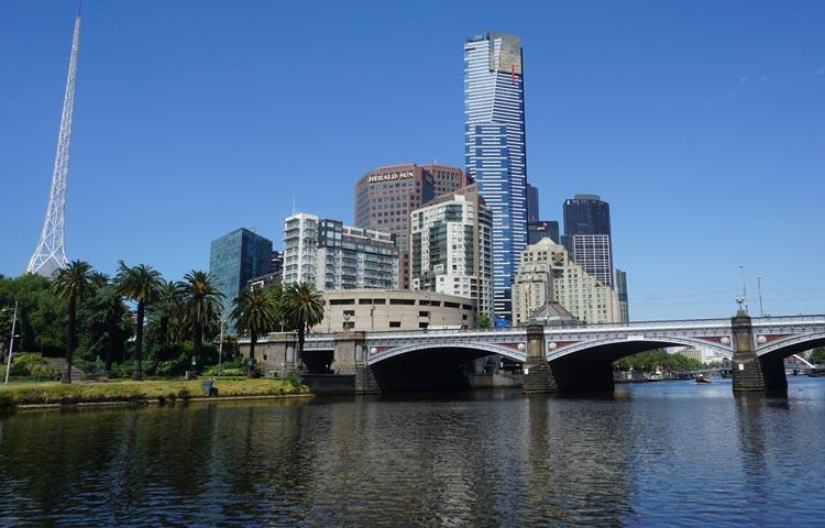 گشت و گذار در سوث بانک - اماکن تاریخی استرالیا