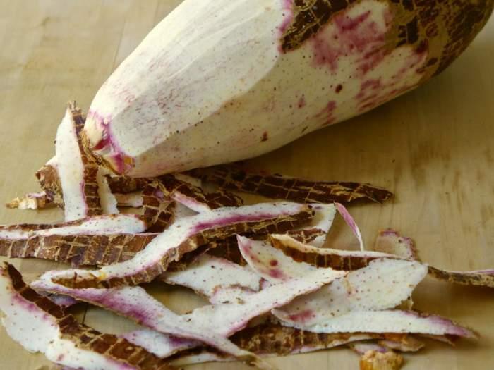 تارو - غذا در کشور فیجی