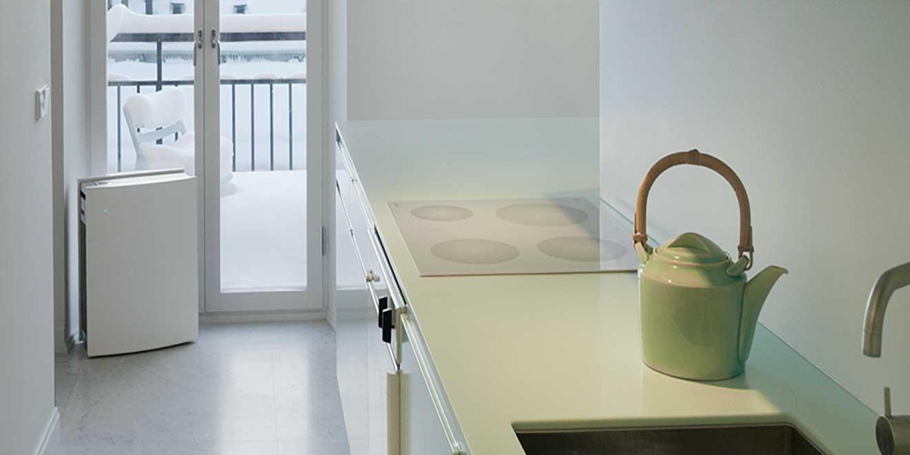 تصفیه هوا در آشپزخانه - راهنمای خرید دستگاه تصفیه هوا