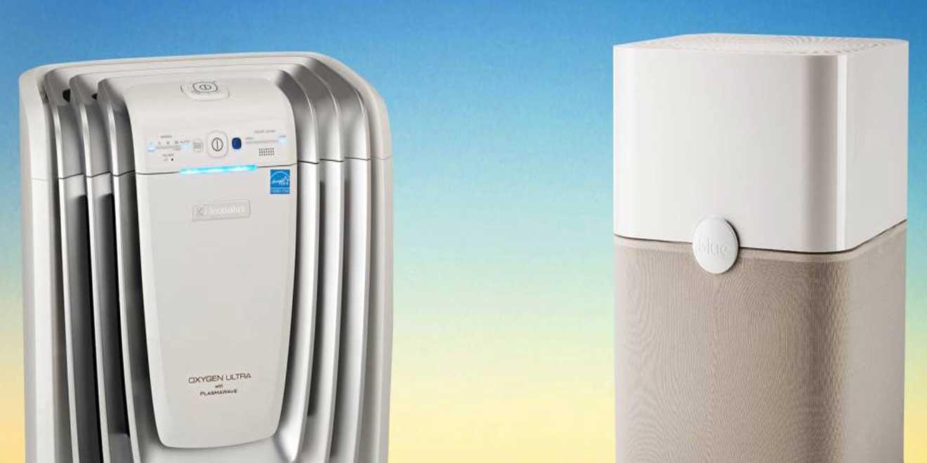 تصفیه هوا - راهنمای خرید دستگاه تصفیه هوا