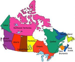 شهرهای کانادا 300x246 - شهرهای کشور کانادا