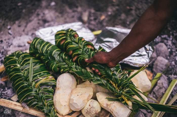 لووو - غذا در کشور فیجی