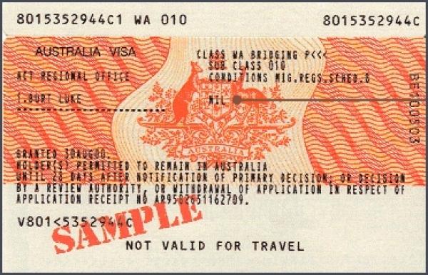 ویزای نیوزلند - اقامت کشور نیوزلند