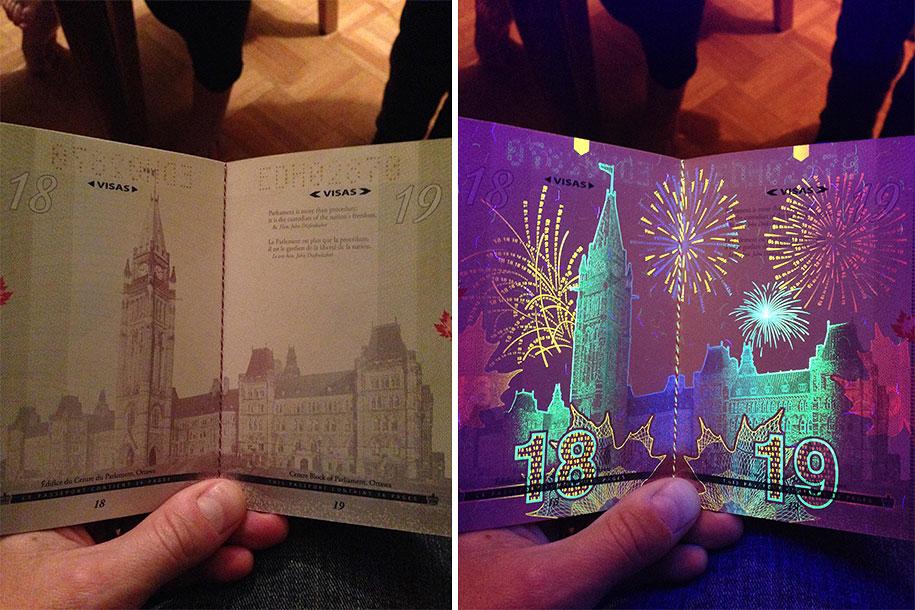 پاسپورت کانادا - اقامت کشور کانادا