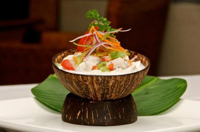 کوکودا - غذا در کشور فیجی