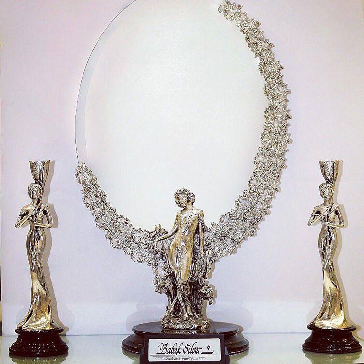 آینه و شمعدان - راهنمای خرید آینه و شمعدان