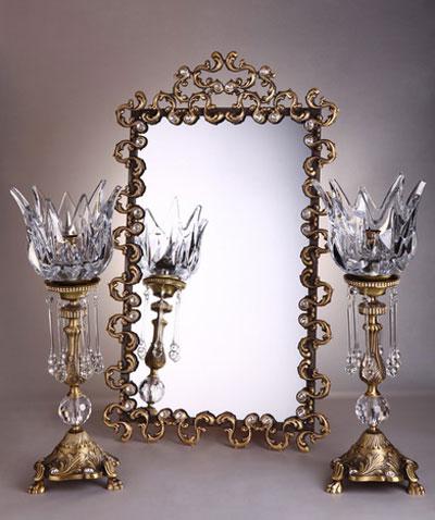 راهنمای خرید آینه و شمعدان - راهنمای خرید آینه و شمعدان