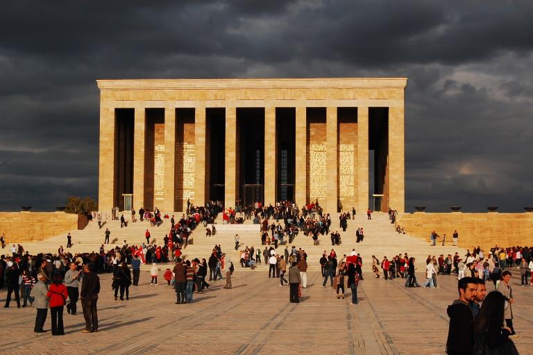 آنیتکابیر-آرامگاه آتاتورک