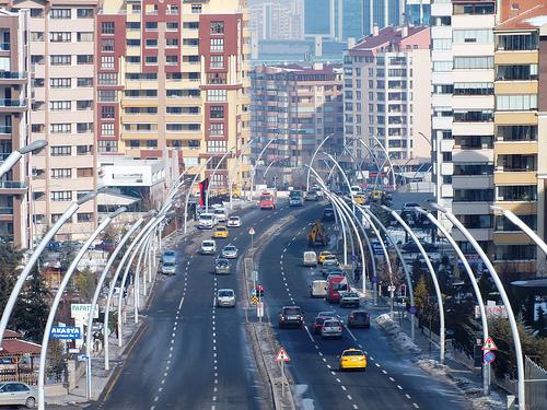 شهر آنکارا ترکیه