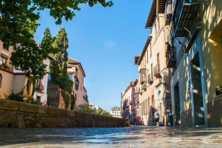 جاذبه های گرانادا - شهرهای اسپانیا