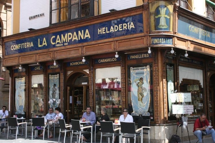 خرید در سویا - شهرهای اسپانیا