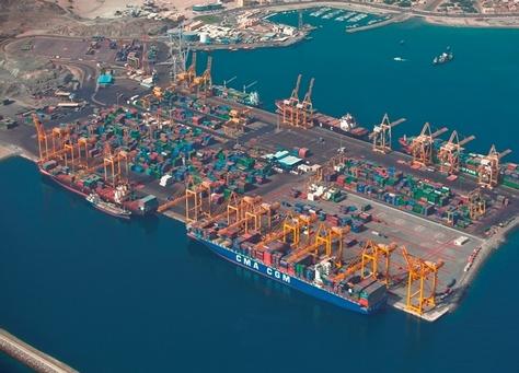 خور فکان کشتی رانی - شهر خورفکان در امارات متحده عربی