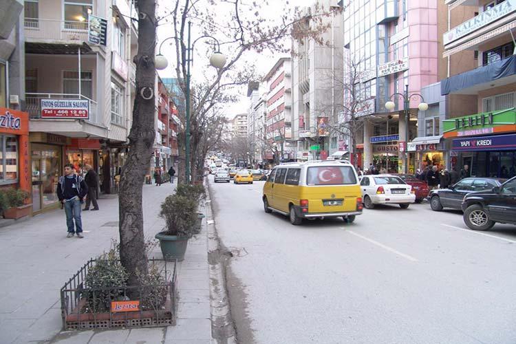 خیابان تونالی هیلمی