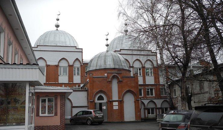 در شهر اوفا روسیه مسجد-اصلی-باشقیرستان