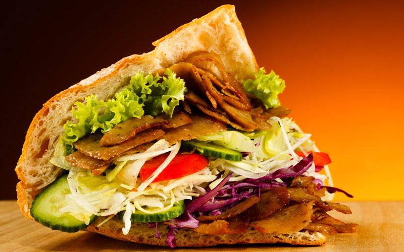 دونر کباب (Doner kebab)