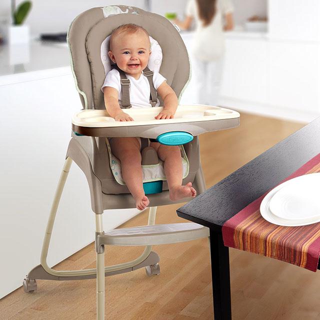 راهنمای خرید صندلی غذای کودک 1 - راهنمای خرید صندلی غذای کودک