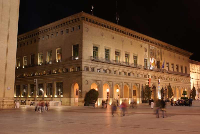 ساختمان لالونجا سویا - شهرهای اسپانیا