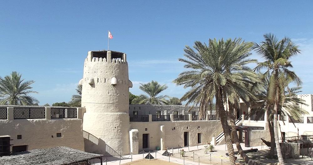 شهر ام القوین - شهر امالقیوین در امارات متحده عربی
