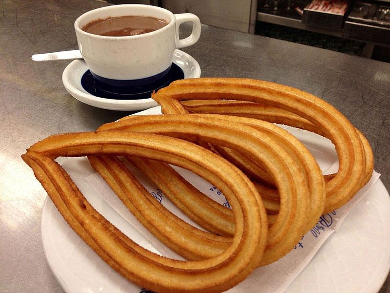 شکلات کوروس کن - شهرهای اسپانیا