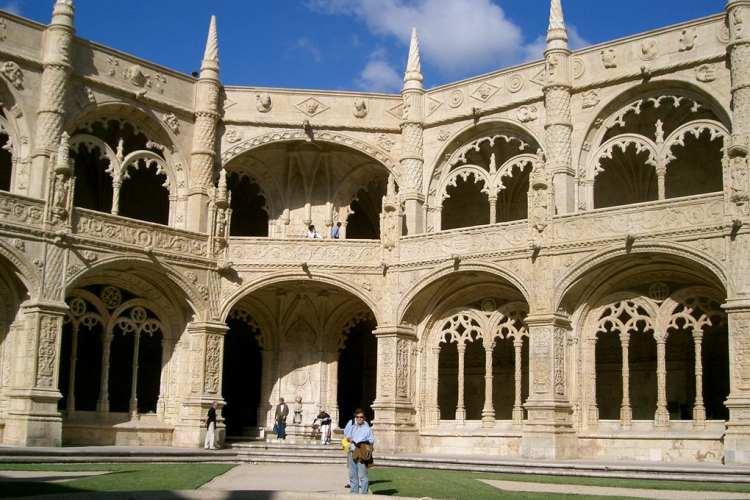 صومعه ی سن جرونیمو - شهرهای اسپانیا