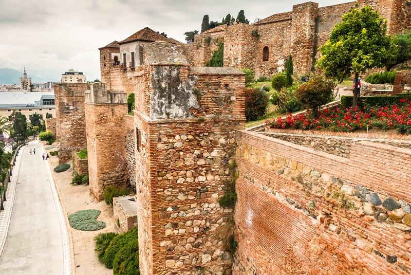 قلعه خیبرالفارو مالاگا - شهرهای اسپانیا