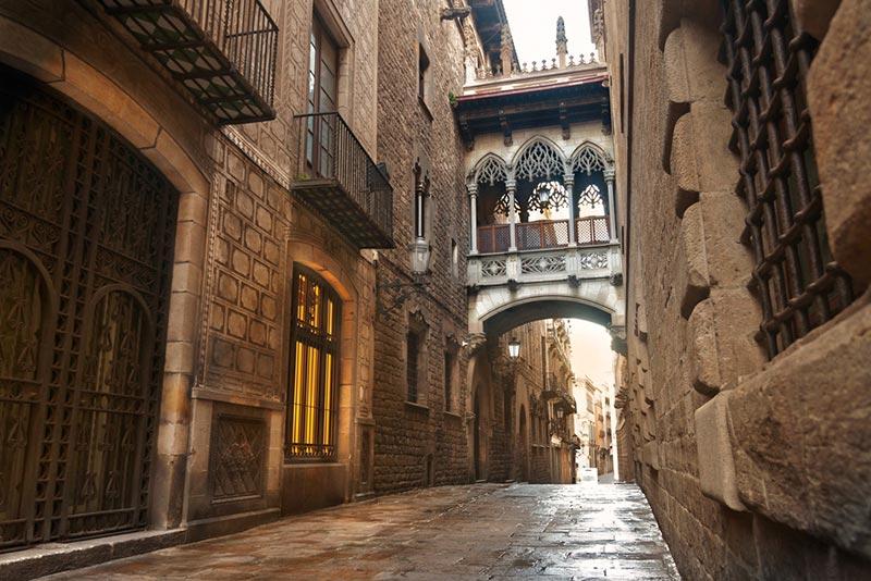 محله باری گوتیک - شهرهای اسپانیا