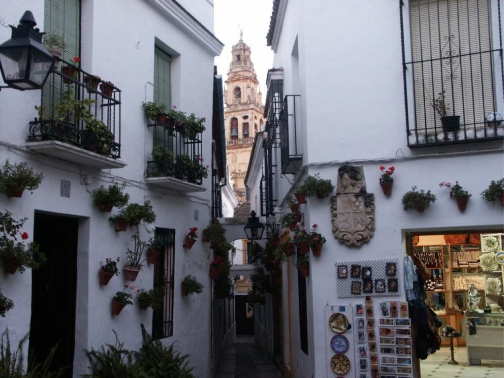 محله جودریا کوردوبا - شهرهای اسپانیا